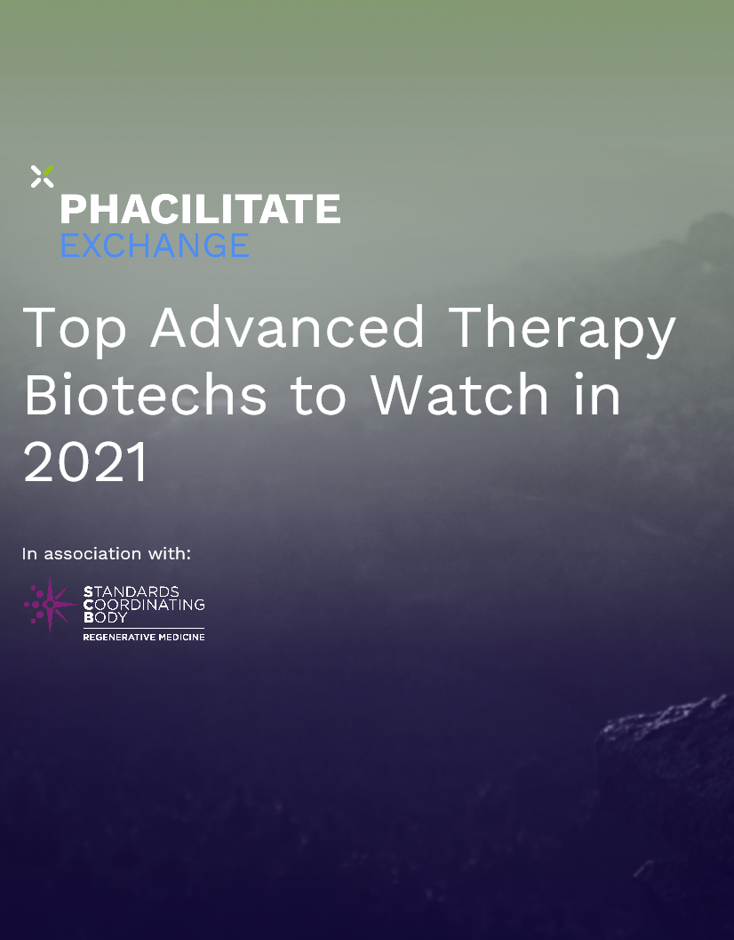 Top Advanced Therapy Biotechs to Watch in 2021