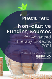 Non-dilutive Funding Sources for Advanced Therapy Biotechs